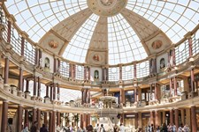 New roof for Barton Square at intu Trafford Centre