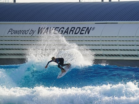 Wave Garden Modern Surf plans submitted at TraffordCity