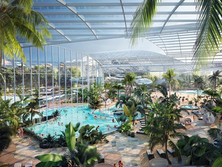 Therme interior image
